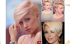 Fryzurki w skróconej wersji dla charyzmatycznych blondynek! WOW!