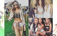 HOT: Najpiękniejsze stylizacje z Coachella 2016. Zobacz, jak prezentują się it girls w najgorętszym trendzie tego roku