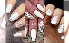 White nails - hit sezonu wiosna/lato 2016