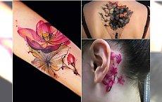 Najpiękniejsze tatuaże inspirowane naturą - 30 ślicznych wzorów