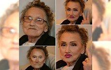 GLAM-MA - 80-latka, która zdjęciami w makijażu podbiła Internet
