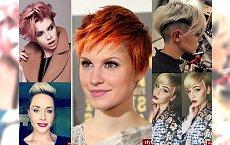 Przegląd fryzjerskich nowości! Najlepsze krótkie cięcia z Waszych galerii!