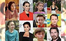 Metamorfoza gwiazd: Zobacz, jak zmienili się najpopularniejsi aktorzy od swojego pierwszego filmu!