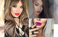 TOP 25 makijaży z wiosennymi ustami - Postaw na eksplozję kolorów!