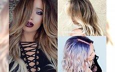 Najpiękniejsze koloryzacje lato 2016: Daj się uwieść najnowszym trendom