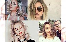 Najmodniejsze fryzury średniej długości na 2016 - Skuś się na cięcie, które Cię oczaruje!