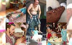 Ci ojcowie zasługują na medal! To co robią dla swoich córek wzruszy i rozbawi Was do łez!