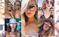 TOP lustrzanki na lato 2016. Zobacz najpiękniejsze wydanie modnych okularów przeciwsłonecznych