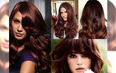 Auburn hair - przepiękny kasztanowy odcień, który ociepli Twój wizerunek