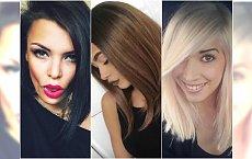 Półdługie fryzury na lato - 20 super inspiracji z Instagrama