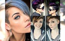 Krótkie fryzury - kobiece i modne. Nudno na głowie? Spróbuj tego
