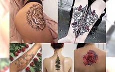 EKSTRA TATUAŻE - nowe, stylowe inspiracje dla kobiet!