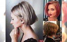 18 mega kobiecych fryzurek za ucho - najlepsze cięcia 2016!