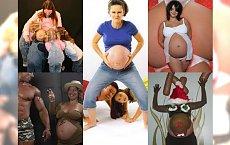 Żenujące sesje zdjęciowe: Z tych ciężarnych fotografii śmieje się cały internet!