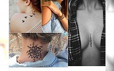 Pomysły na uroczy mini tatuaż - znajdź swój ulubiony!