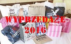 Letnie WYPRZEDAŻE 2016 - Sprawdź gdzie i kiedy zaczną się zakupowe szaleństwo!