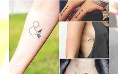 Tatuaż infinity arrow - symbol nieskończoności ze strzałą. Te wzory są na czasie!