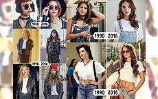 18 dowodów na to, że moda z lat '90 powraca! GALERIA!