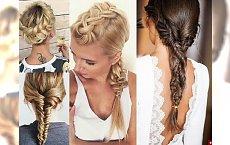 Urocze uczesania dla włosów długich i półdługich! Odkryj najnowsze trendy!