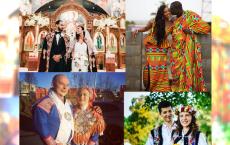 Tradycyjne kreacje ślubne z 18 zakątków świata. Te stroje są po prostu magiczne!