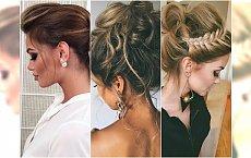 Fryzury na wesele dla długich włosów - galeria wyjątkowych uczesań