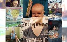 Zobacz, jaką iluzję może spowodować nieodpowiednie trzymanie gazety lub książki! SZOK!