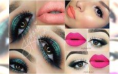Letni makijaż w najmodniejszych kolorach - 15 super inspiracji