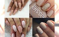 23 stylowe propozycje na nude manicure, które musisz wypróbować jeszcze w sierpniu!