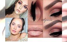 Rose makeup - nasz typ w dziedzinie makijaży dziennych oczu