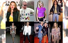 Zobacz, jak zmieniły się gwiazdy i ich styl na przestrzeni lat! Spodziewałaś się tego? My nie możemy przestać się śmiać!