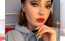 Czy można aż tak źle wyglądać bez makijażu? Fani tej blogerki poczuli się oszukani