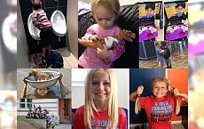 18 zdjęć, które chwytają za serce... Te maluchy przywracają wiarę w ludzi oraz w bezinteresowne niesienie dobra! ŁZA KRĘCI SIĘ W OKU!