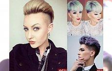 Śliczne i kobiece - krótkie fryzurki w nowoczesnych odsłonach!