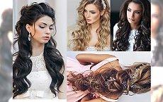 Fryzury ślubne - stylowe inspiracje dla Panien Młodych