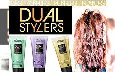 Wyniki konkursu L'Oreal. Wygraj zestaw produktów do stylizacji włosów