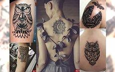 Tatuaże, które pokochasz od pierwszego wejrzenia! Prawdziwe perełki!