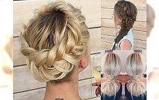Fryzurki z długich i półdługich włosów - pokochaj je od pierwszego wejrzenia!