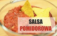 Pomidorowa salsa do nachos