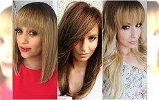 Fryzury średnie: z grzywką, cieniowane, bob. Galeria najpiękniejszych fryzur na nowy sezon