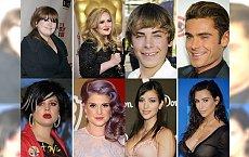 Kiedyś vs. dziś! Zobacz, jak przez lata zmieniły się największe gwiazdy pod wpływem stylistów, pieniędzy i operacji plastycznych!