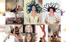 Kobieta odtwarza zdjęcia celebrytów z Instagrama! JEST GENIALNA! Jak się ma Photoshop i sława do rzeczywistości? SPRAWDŹCIE!