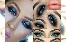 Efekt syrenki w makijażu - ten gorący trend trzeba wypróbować w karnawale! Przejrzyjcie najlepsze inspiracje