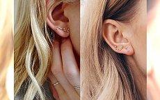 Gwiazdozbiór na uchu! CONSTELLATION PIERCING- najgorętszy kolczykowy trend