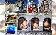 PRAWDZIWA PETARDA! 25 najlepszych przykładów sztuki ulicznej z całego świata! Bezmyślni grafficiarze powinni się na nich uczyć! HIPNOTYZUJĄ...