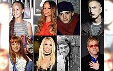 Tak wyglądali zanim poznali świat gwiazd i celebrytów! Zobacz, jak zmieniły ich pieniądze, sława i czas!