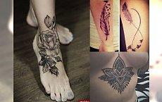 Tatuaże, które robią wrażenie! Galeria trendów 2017/2018!