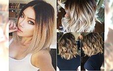 Ombre na krótkich włosach - czy to wyjdzie?
