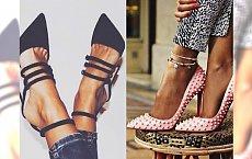 27 par eleganckich butów na obcasach - na święta, sylwestra, studniówkę ! Zobacz dużą galerię inspiracji