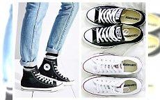 Jak nosić kultowe tenisówki ? Te buty są ponadczasowe !
