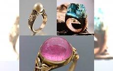 Czy  to nie są najpiękniejsze pierścionki jakie kiedykolwiek widziałaś? Są naprawdę śliczne!